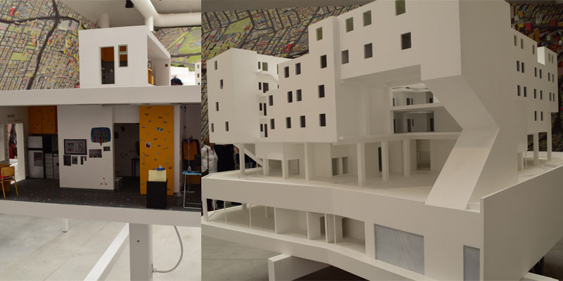 Michael Maltzan Architecture Star Apartments Venice Biennale