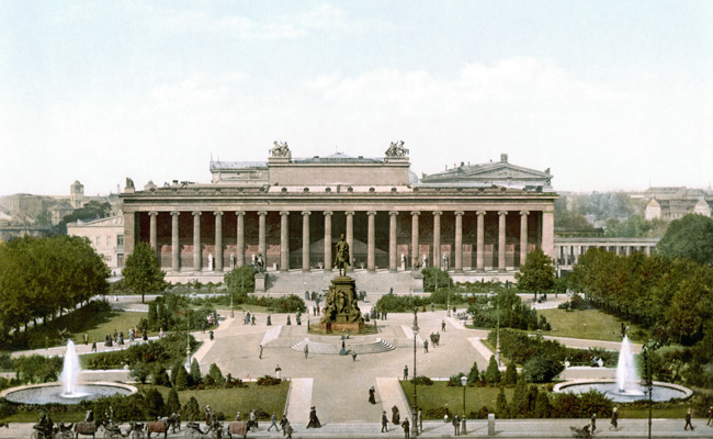 19e eeuw| Architectuurgeschiedenis | Online live lezing