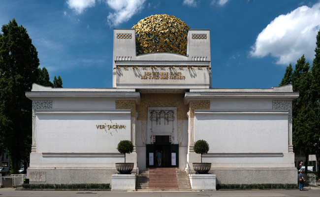 Jugendstil, Art Deco en de Amsterdamse School | Architectuurgeschiedenis | Online live lezing